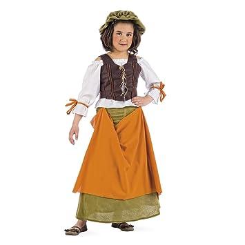Limit Sport - Disfraz de tabernera medieval Agnes para niña ...