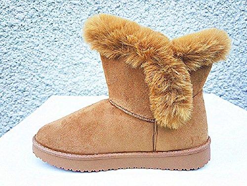 fashionfolie Women's Boots FWESAEOzU
