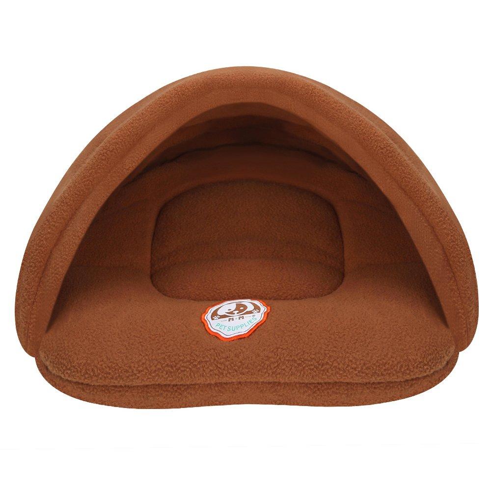 Camas Para Perros,World 9.99 Mall Cueva de mascotas Suave y cálida cama para gatos Casa para perros y gatos(XS/S/M/L) (camello, XS): Amazon.es: Productos ...