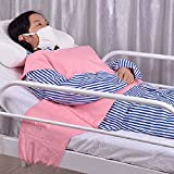 Ibnotuiy Children Cross Chest Vest Restraint Patients Cares Safety Harness with Bed Or Chair for Patient Use (M)
