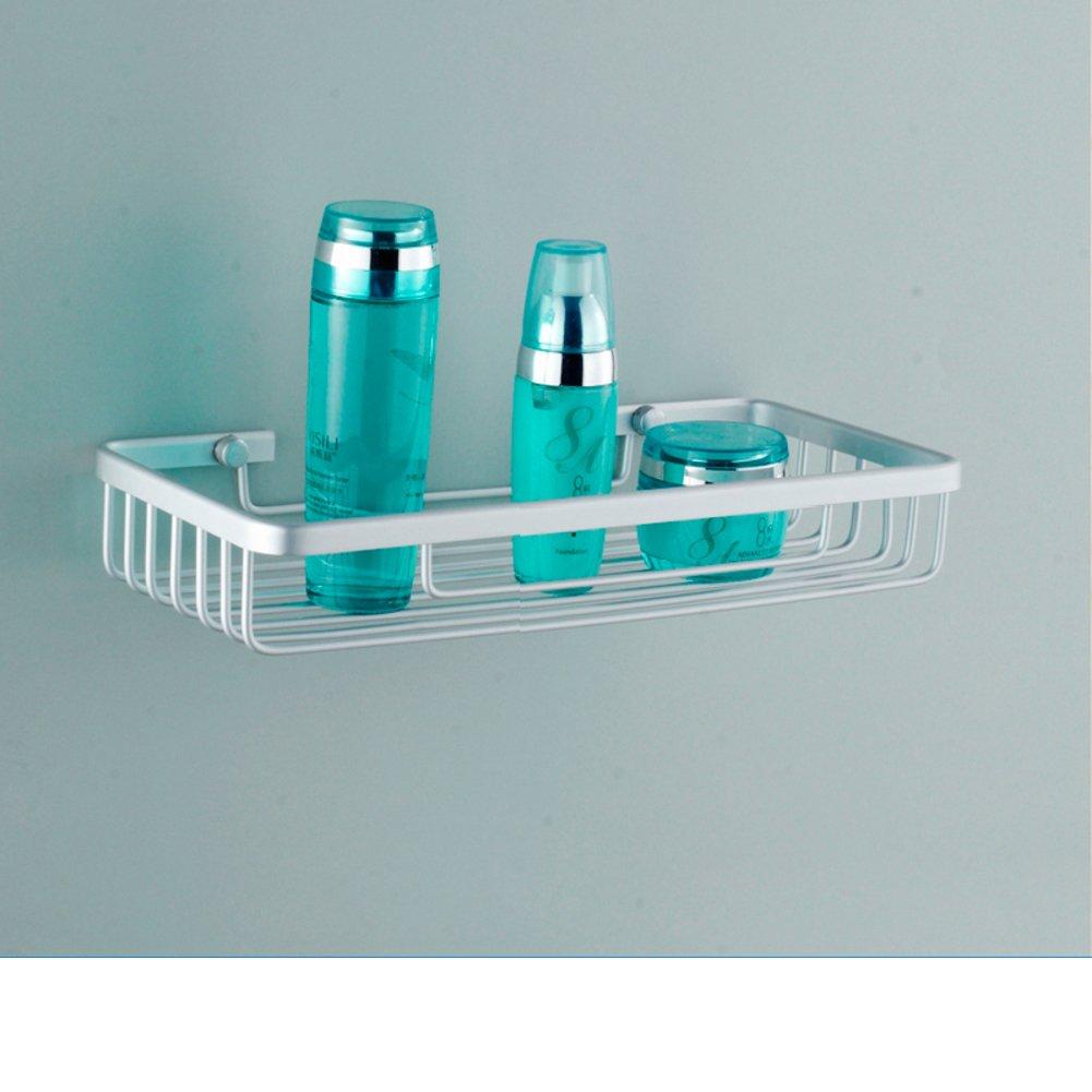 bathroom space aluminium racks/Bathroom corner wall mount basket ...