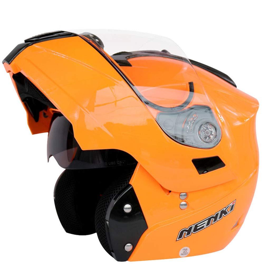 1-1 Helme Modular Vollgesicht Anti-UV Anti Nebel Draussen Moto-Cross Sicherheit Radfahren Hüte