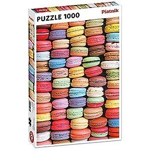 Piatnik 5407 Puzzle 1000 Pz Soggetto Macarons