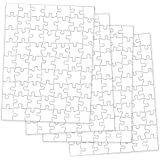 Hygloss Products Blank Jigsaw Puzzle Compoz A 85 X 11 Inch