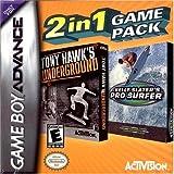Tony Hawk's Underground / Kelly Slater's Pro Surfer Double Pack