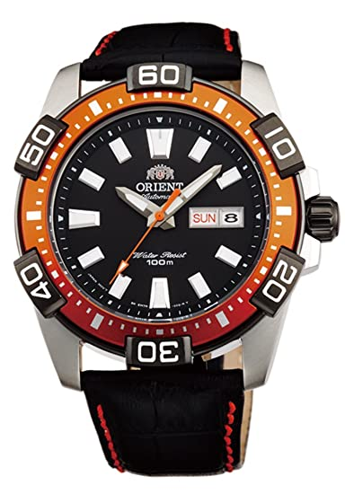 Reloj Orient Automático Caballero FEM7R005B9 Deportivo Diver: Amazon.es: Relojes