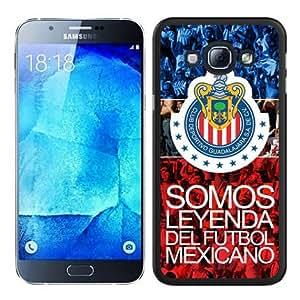 A8 Case,Chivas 4 Black Abstract Customized Samsung Galaxy A8 Case