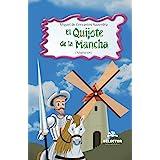 El Quijote de la Mancha, portada puede variar