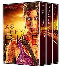 The Eva Series Box Set (Books 1-3) by [Wilde, Jen]