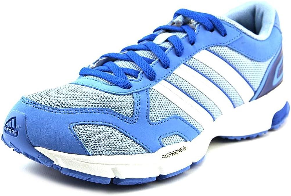 Adidas Marathon 10 Ng W de Textil para Zapatillas de Running, Azul, Talla 40: Amazon.es: Zapatos y complementos