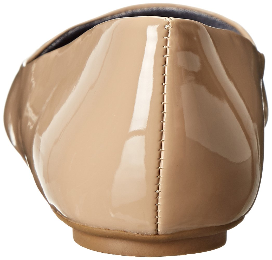 Dr. Scholl's Women's Really Flat B00NCNMYJC 7 W US|Sand Patent