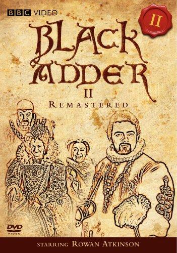 black adder box set - 3