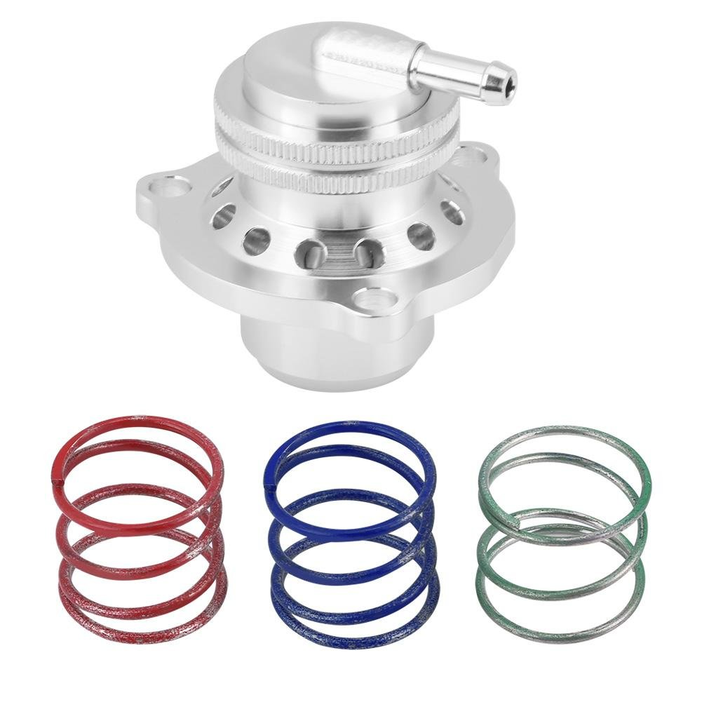 Qii lu Blow Off Valve, Integrated Pressure Atmospheric Dump Blow Off Valve for FORD FOCUS MK2 ST 225/MK3 ST 250
