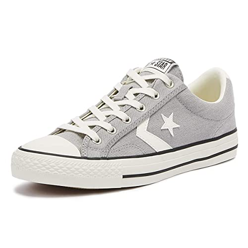 Converse Star Player Ox Homme Baskets Mode Gris: