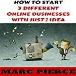How to Start 3 Different Online Businesses with Just 1 Idea: Sell Products, Start a Blog & Create Passive Income | Marc Pierce