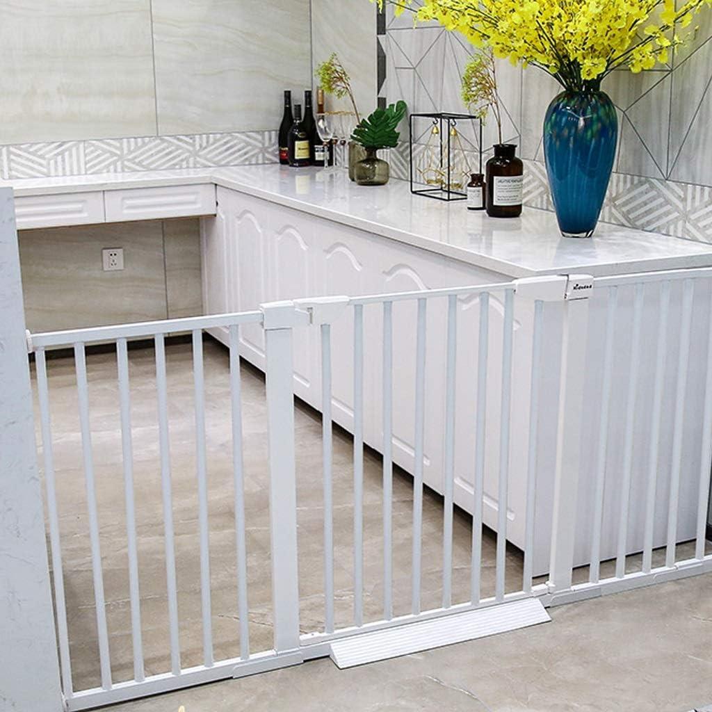 ベビーフェンス 圧力は階段廊下戸口分離ドアのために室内セーフティゲイツマウント ペットゲート (Size : 166-173cm)