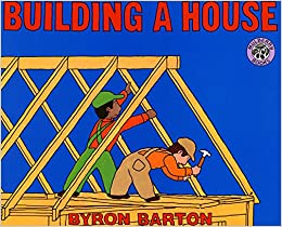 building a house mulberry books byron barton