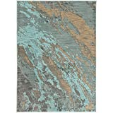 """Oriental Weavers 6367A Sedona Collection Area Rug, 3'10 x 5'5″"""" Review"""
