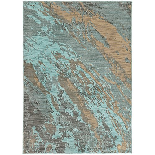 Oriental Weavers 6367A Sedona Collection Area Rug, 2'3 x 7'6