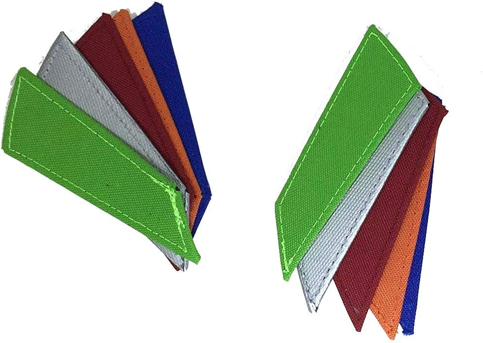 7 litros portaaccesorios peque/ña Capacidad Funda Impermeable Bandolera con Bandas de Colores Intercambiables Bolsa para Moto Naked Deportiva con imanes Bolsillo para tel/éfono Compacto