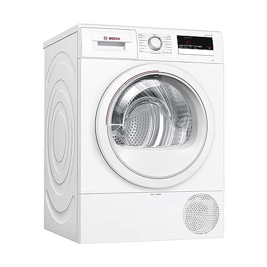 0862172fea2583 Bosch WTR85V07IT asciugatrice Libera installazione Caricamento frontale  Bianco 7 kg A++: Amazon.it: Grandi elettrodomestici