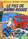 Barbe-Rouge, tome 2 : Le Fils de Barbe-Rouge par Hubinon