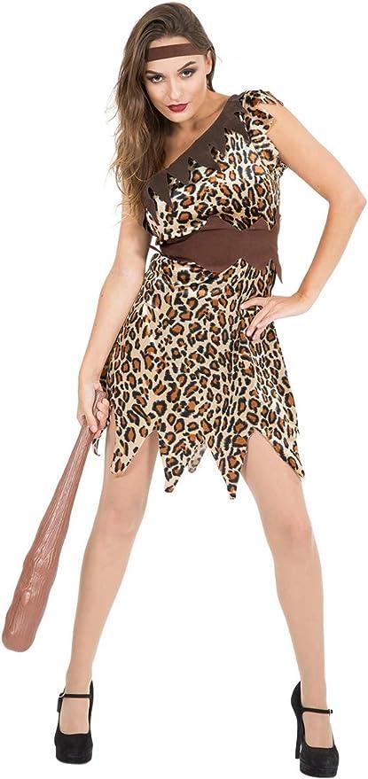 ORION COSTUMES Disfraz Chica de las Cavernas: Amazon.es: Ropa y ...