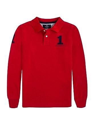 Polo Hackett Class Rojo 15 16 Rojo: Amazon.es: Ropa y accesorios