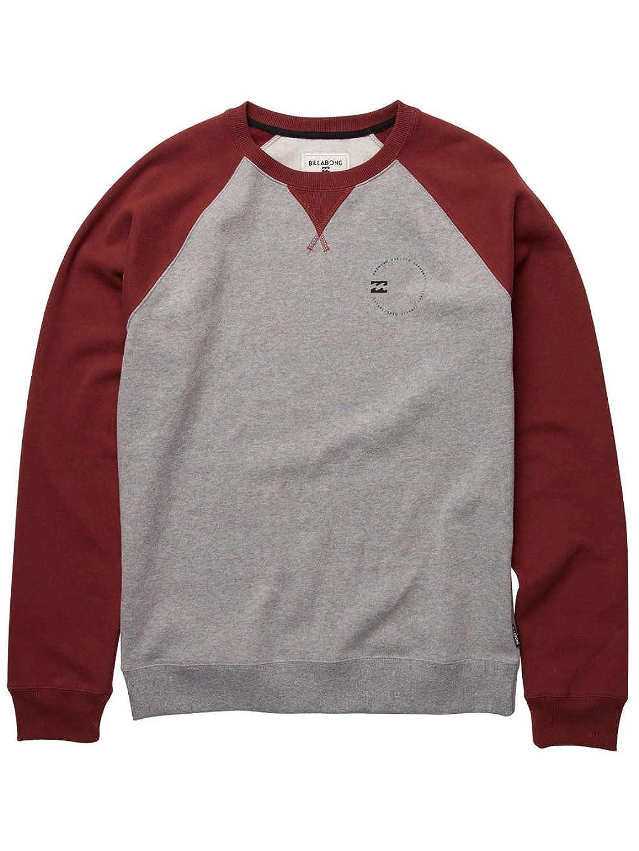 Sweater Men Billabong Emblem Crew Sweater