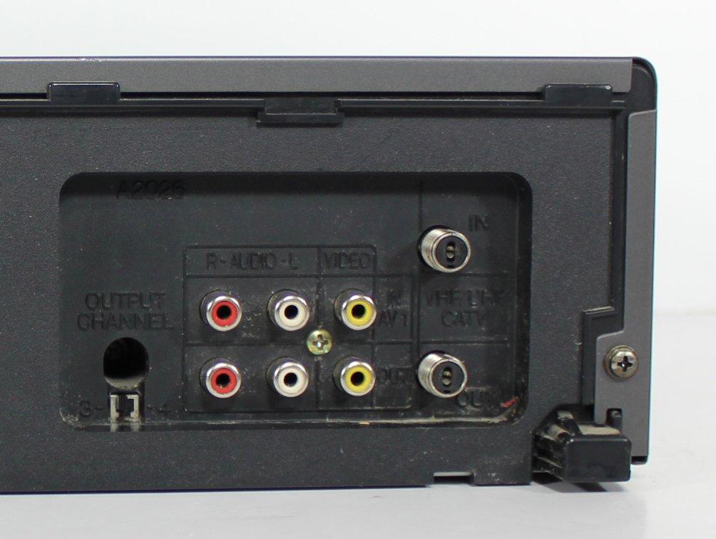 Sharp VC-H973U VCR 4 Head Hi Fi Stereo Video Cassette Recorder Player