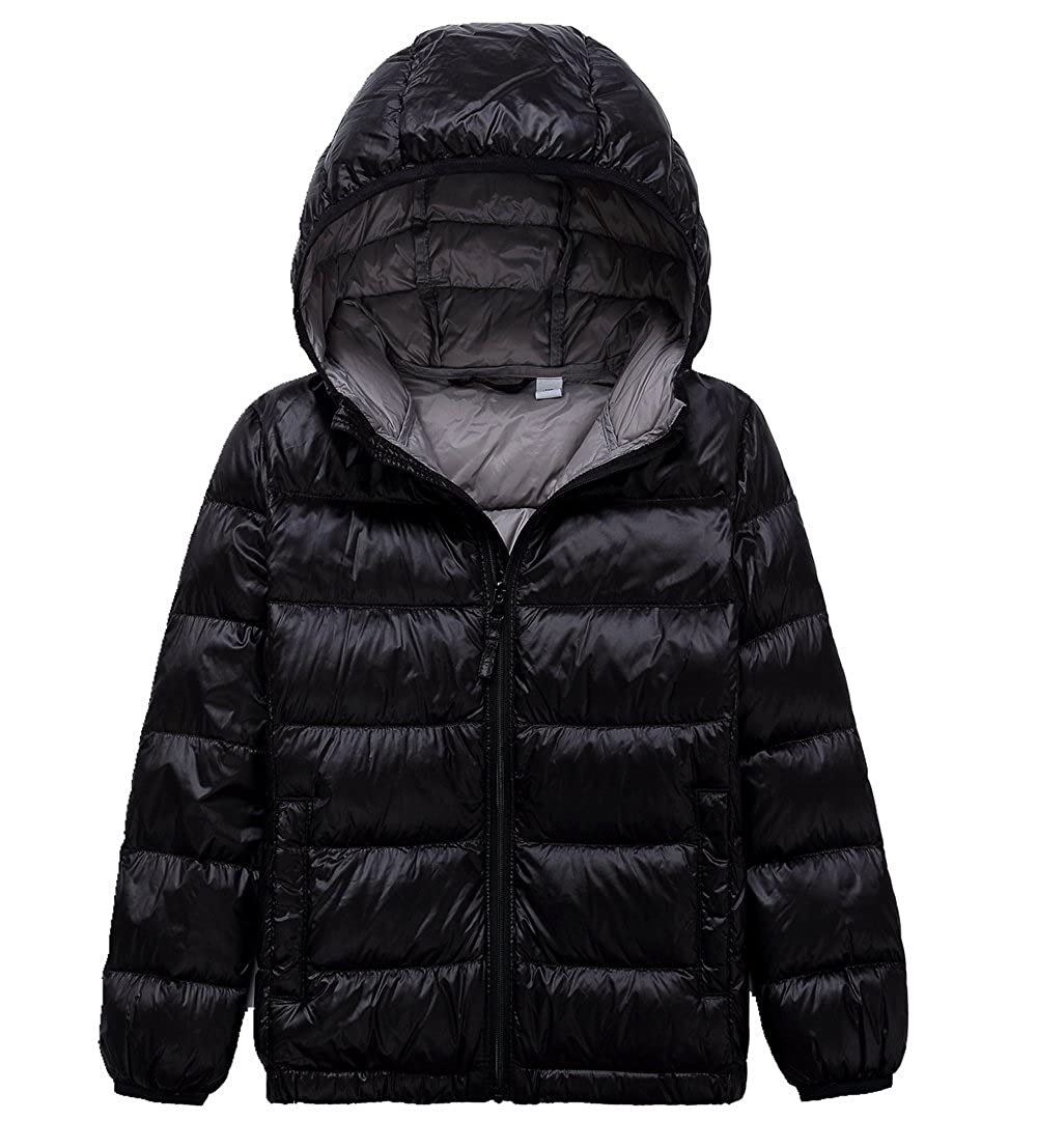 LANBAOSI Kid's Winter Lightweight Puffer Jacket Boy's Girl's Down Jacket …