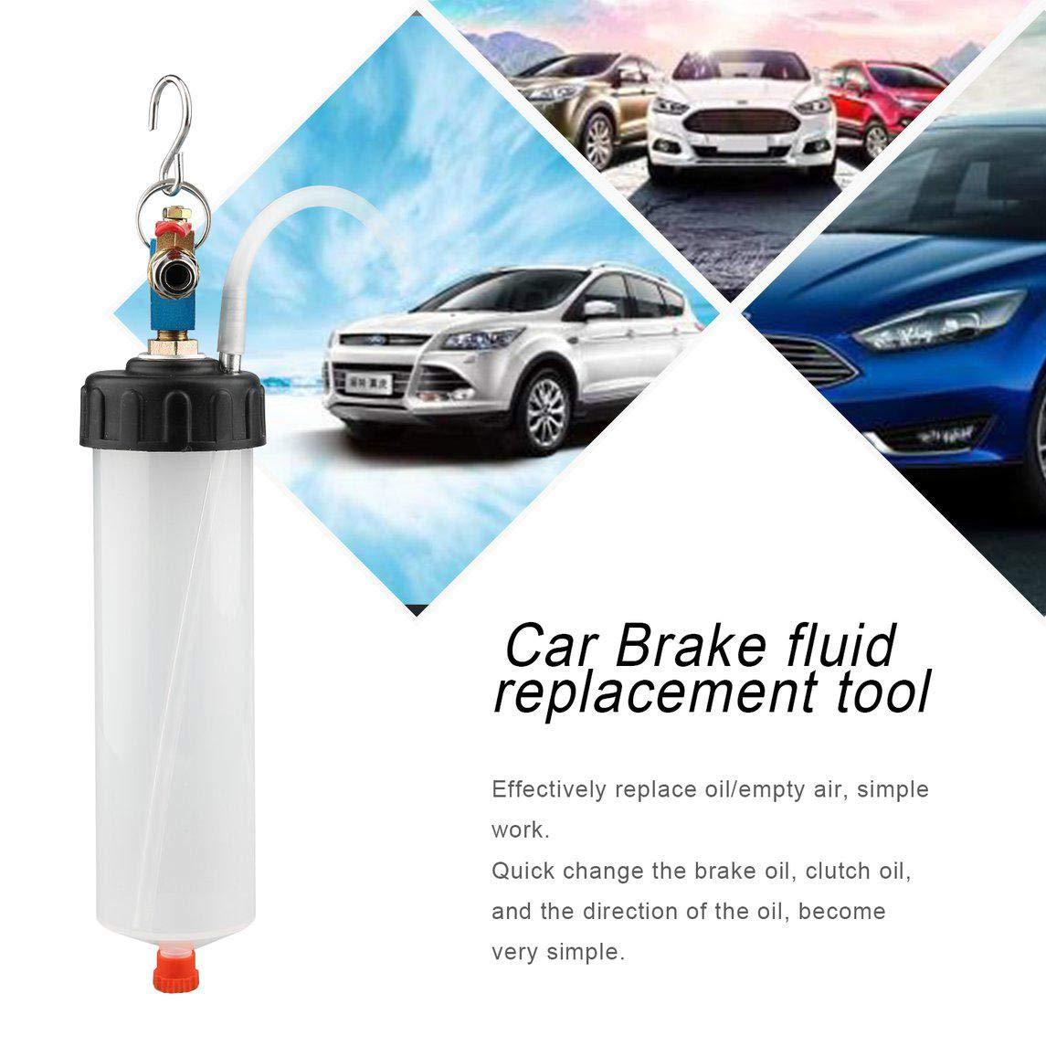 Herramienta de recambio de líquido de freno de coche para herramienta de freno de coche: Amazon.es: Bricolaje y herramientas