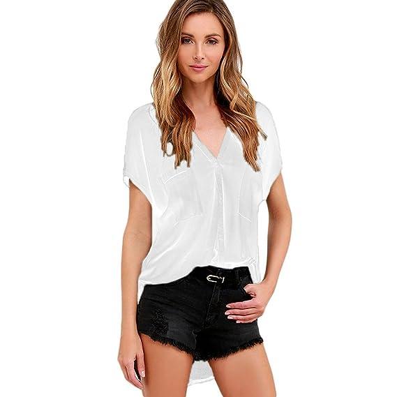 mode - mosaik - t - t - shirt matelkragen,schwarz: Amazon.de: Sport &  Freizeit