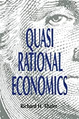 Quasi Rational Economics Paperback