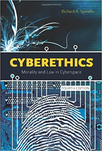ethics in cyberspace Get this from a library ethics in cyberspace : how cyberspace may influence interpersonal interaction [thomas ploug.