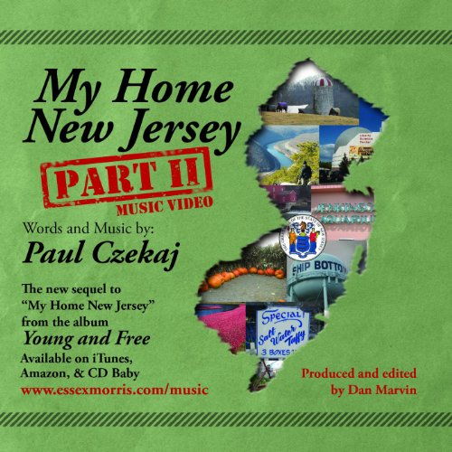 My home new jersey part il by paul czekaj on amazon music for Classic new jersey house music