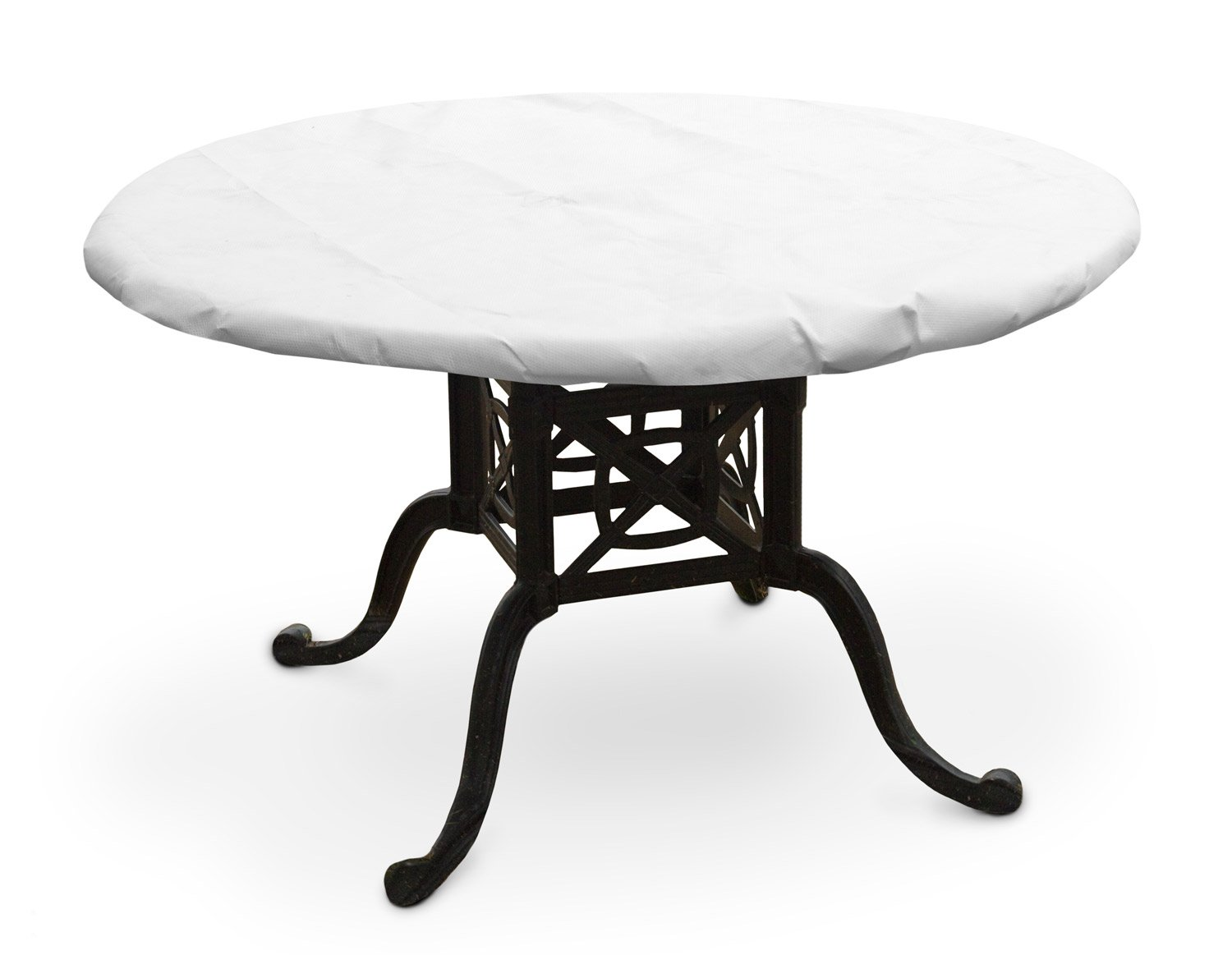 38 Inch Round Table.Koverroos Dupont Tyvek 27420 38 Inch Round Table Top Cover 42 Inch Diameter White