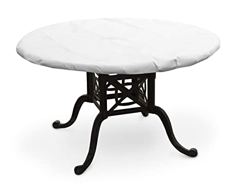 KoverRoos DuPont Tyvek 27360 32 Inch Round Table Top Cover, 36 Inch Diameter