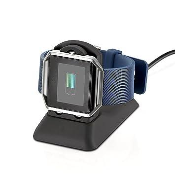ZUZU Cargador para Fitbit Ionic, Cargador de Base de Carga para ...