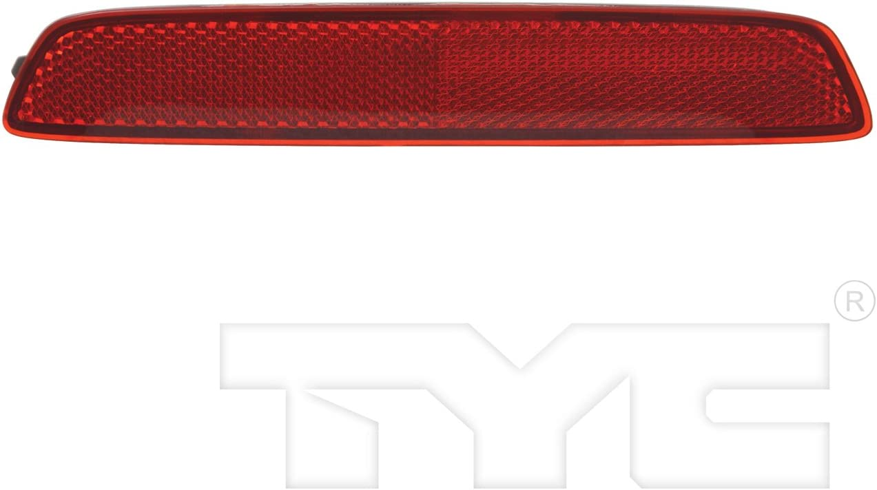 TYC 17-5382-00 GMC Terrain Left Replacement Reflex Reflector