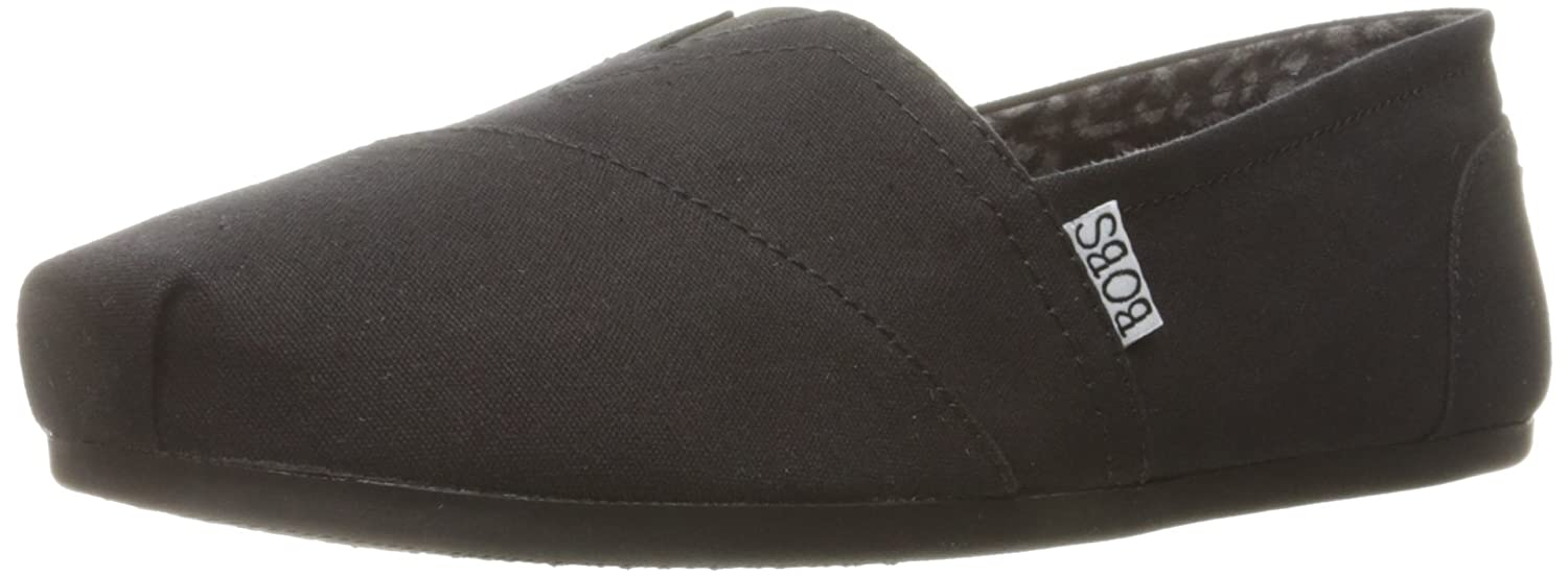 Skechers BOBS Women's Plush Peace Love Flat