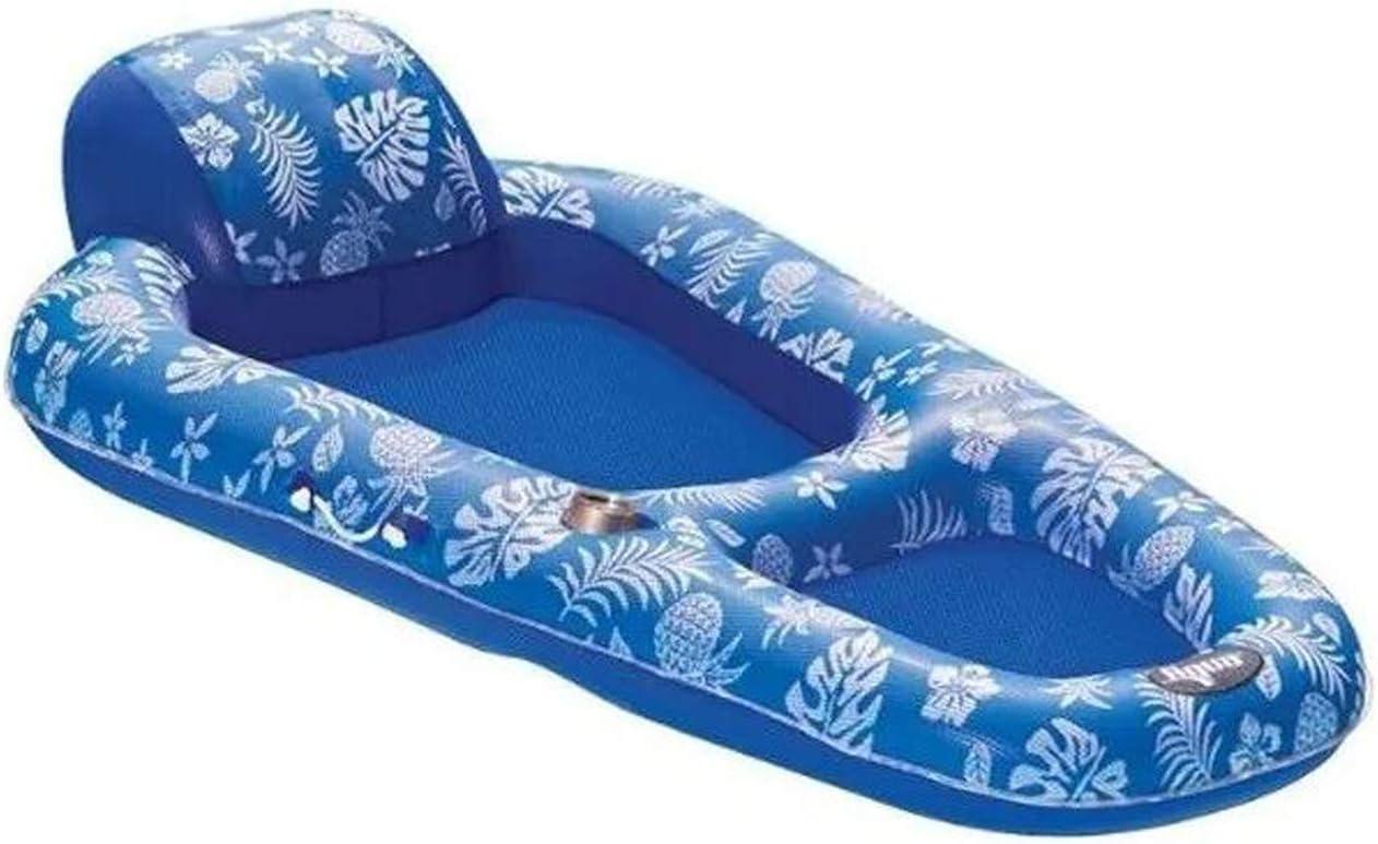 Aqua Pool Lounge - Reposacabezas extra largo de 70 pulgadas: Amazon.es: Juguetes y juegos