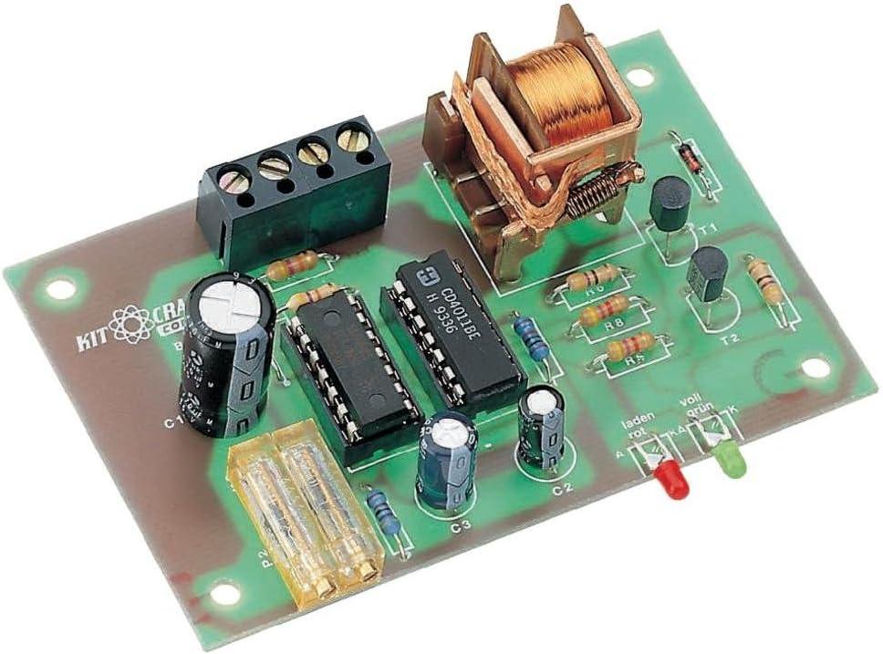 197912 Laderegler Bausatz 13 8 V Dc 10 A Elektronik