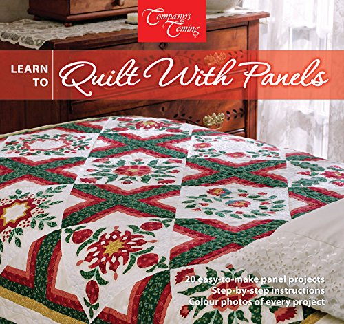 learn to quilt panels - 9