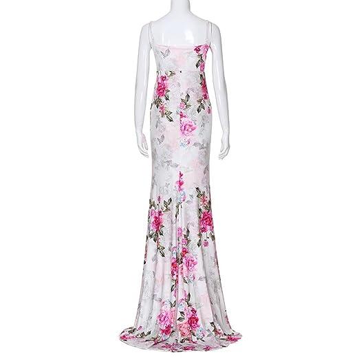 Amazon.com: FORESTIME Fashion Summer Womens Pregnancy V Collar Dress Maternity Summer Sleeveless Print Sundress: Clothing