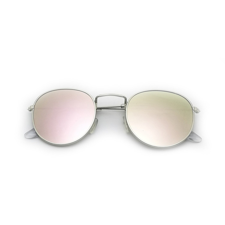 Amazon.com: COOCOl 2018 retro round sunglasses women men ...