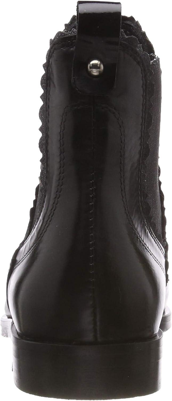 Maripé 27347, Chelsea Boots Femme Noir Delice Nero 4