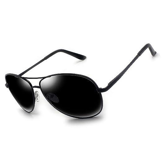 Polarisierte Sonnenbrille für Männer und Frauen uvp4K6N