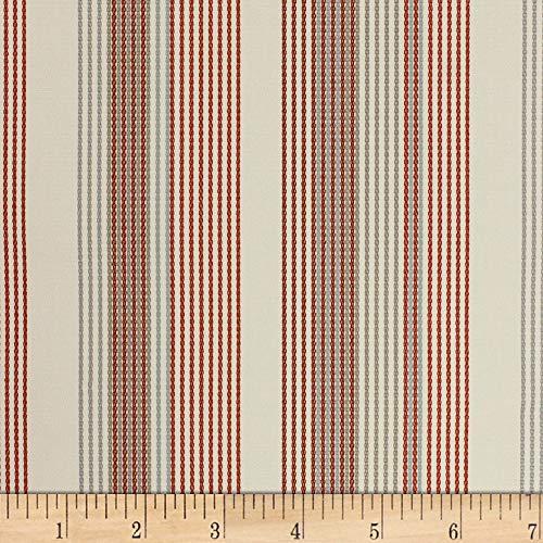 Richloom Bella Dura Indoor/Outdoor Vilet Spice Fabric by The Yard