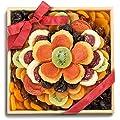 Golden State Fruit Sweet Bloom Dried Fruit Deluxe Basket